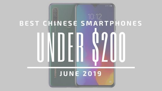 Top 5 Chinese Smartphones for Under $200 - June 2019