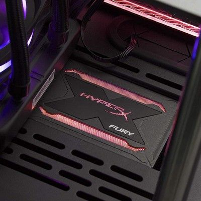 The new HyperX Fury RGB and Savage Exo SSDs are geared toward gamers