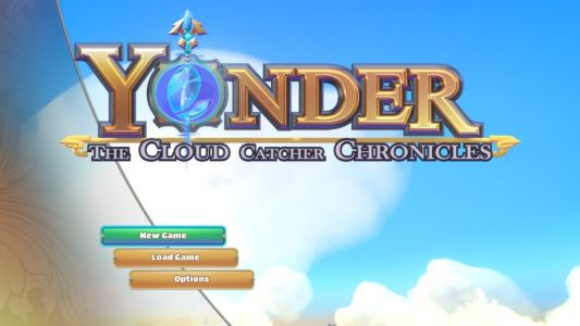 YONDER: THE CLOUD CATCHER CHRONICLES Switch Review: A Uniquely Laid-Back Adventure Game
