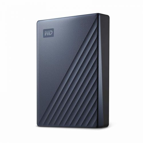 Add storage with $10 off WD's 4TB My Passport Ultra USB-C hard drive