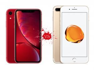 IPhone XR vs iPhone 7 Plus - What's The Diff?