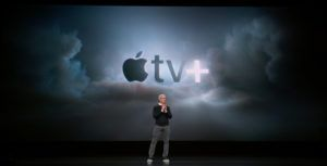 Apple TV+ video streaming service to launch this fall
