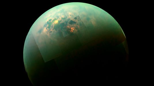 NASA's Cassini discovers shockingly deep lakes on Saturn's moon Titan