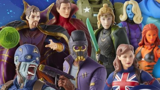 'What If.?' and 'Loki' Marvel Legends Figures Revealed: Pre-Order Live