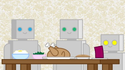 "Putting the ""AI"" in ThAInksgiving"