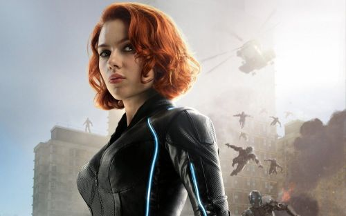 BLACK WIDOW Will Begin Production at the End of February