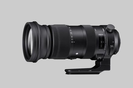 Sigma launches three f/1.4 lenses and the first 600mm with a 10x telephoto zoom