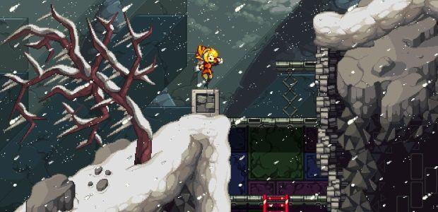 Iconoclasts is nearly here - see it in action