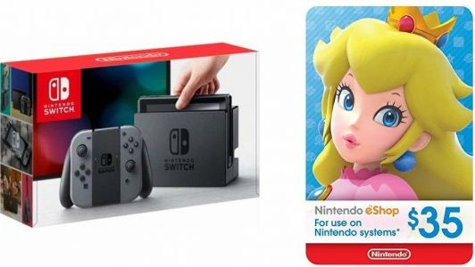 Prime Day 2019: Nintendo Switch Deal Includes Free Eshop Credit