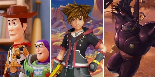 Kingdom Hearts 3 Director Confirms Leaks, Asks Fans Not To Share