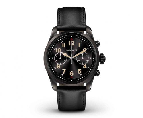 Montblanc Summit 2 smartwatch launches with Qualcomm's new Snapdragon Wear 3100 processor