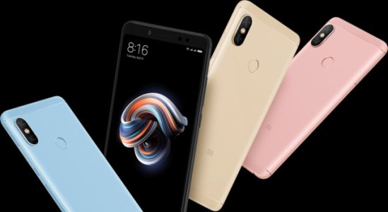Xiaomi Redmi Note 5 Android 8.1 update brings Project Treble to the Indian Pro variant