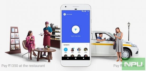 Google Tez to come pre-installed on Nokia Android Phones as part of Google Package