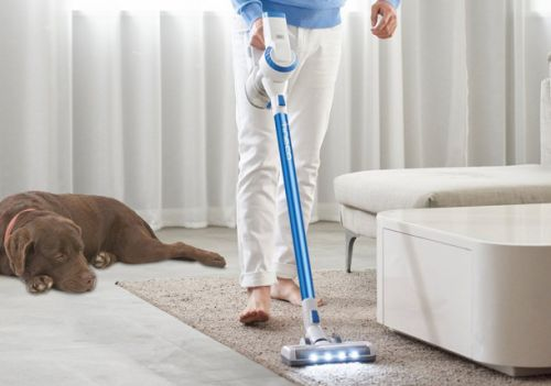 This new Tineco cordless vacuum is basically a Dyson, and it's only $149.99 right now on Amazon