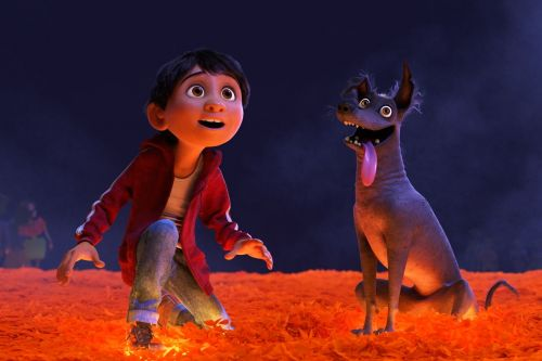 Pixar's Lee Unkrich on the 'anxiety' of directing Coco