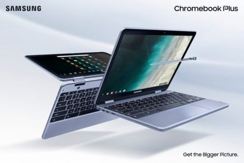 Samsung Launches Chromebook Plus With Intel Celeron CPU