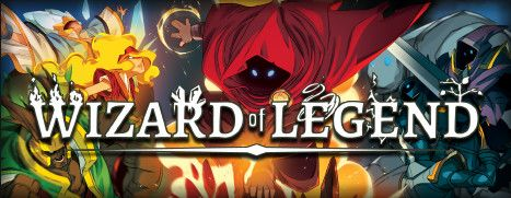 Now Available on Steam - Wizard of Legend