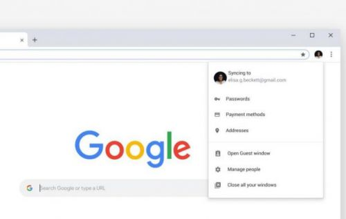 Chrome 69 ties Google services with browser login