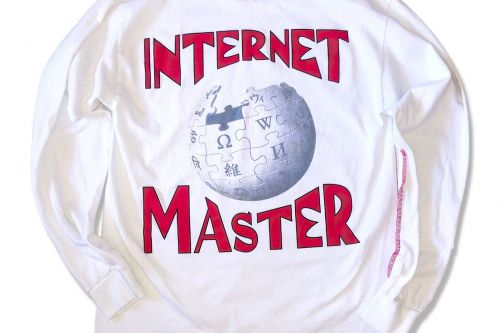 Wikipedia dropped a surprise streetwear collab to keep knowledge free
