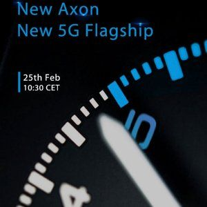 ZTE has a 'new Axon' device and a 'new 5G flagship' coming to MWC 2019