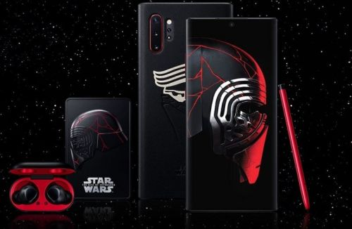 The Force compels you to pre-order the Star Wars Galaxy Note 10+