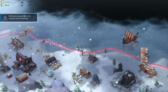 Northgard adds boar clan and lays out floor plan
