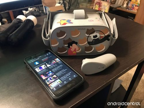 How to get the YouTube app for your Oculus Go