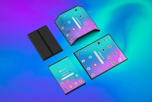 Superb Xiaomi foldable phone renders show why Samsung and Huawei should be worried