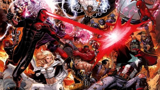Mock Posters For AVENGERS Vs. X-Men Has Us Excited