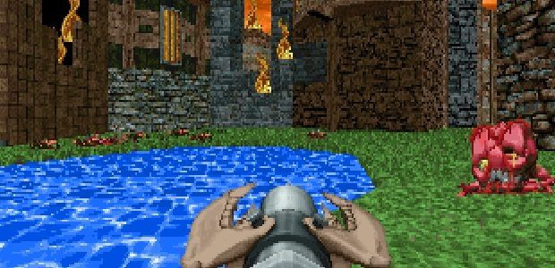 Party like it's 1996 in viking-themed Doom 1 mod Rekkr