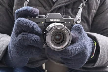 Fujifilm's X-T30 is a semi-pro, feature-rich camera that's affordable to boot