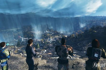 Faction-based PvP, new Vault openings coming to 'Fallout 76' after launch