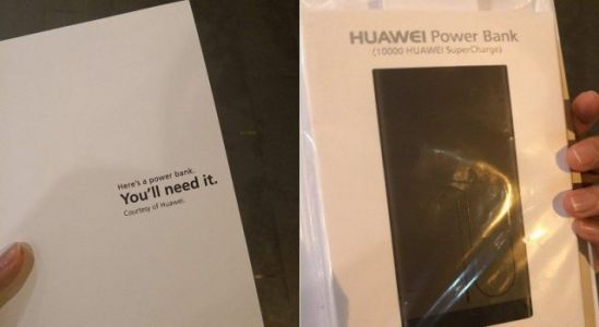 Huawei gave out power banks to Apple fans queuing for iPhones in Singapore