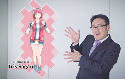 Here's What Happened When We Interviewed Zero Escape's Director And His New Idol