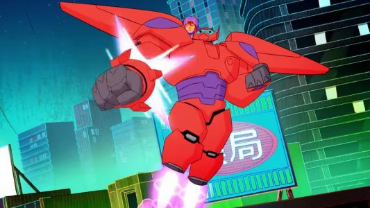 The Adventures of Hiro and Baymax Continue in First Trailer For Disney's BIG HERO 6 Series