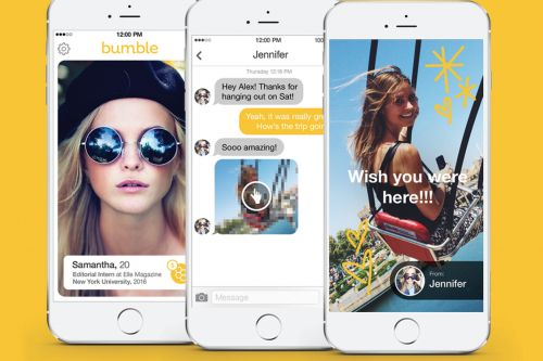 Tinder's parent company is suing Bumble for patent infringement