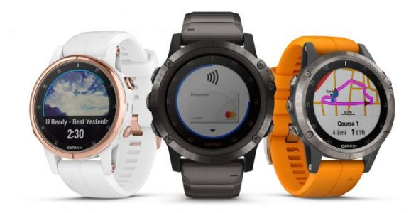 Garmin Fenix 5 Plus gives Apple Watch some do-it-all competition