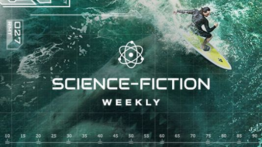 Science-Fiction Weekly - Jurassic World: Fallen Kingdom, The Meg, Future World, Dune, Incredibles 2