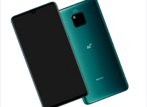 Chinese carrier exposes Huawei Mate 20 X 5G version