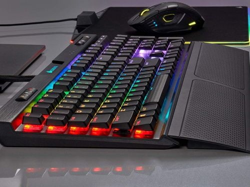 Grab Corsair's K70 MK.2 mechanical keyboard with The Division 2 for $110