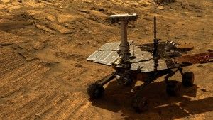 NASA Hopes Martian Winds Could Still Revive Opportunity Rover