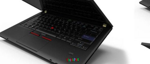 This is what the Lenovo Retro Thinkpad looks like