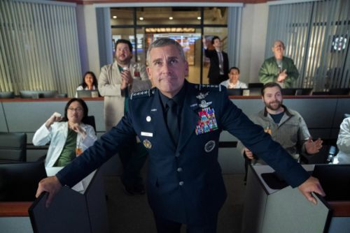Here's the first look at Netflix's Steve Carell-led 'Space Force,' coming May 29