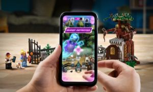 Lego's upcoming playsets will be 'haunted' by Android and iOS AR app