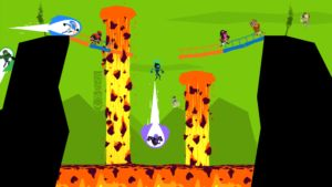 Toronto-based 13AM Games Runbow is coming to the Nintendo Switch
