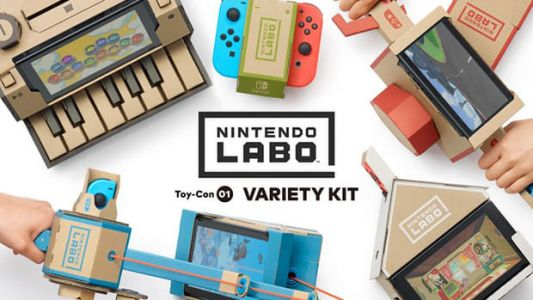 Nintendo Labo makes coding child's play