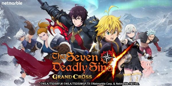 The Seven Deadly Sins: Grand Cross adds epic content and new heroes in latest massive update