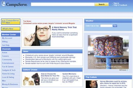 Compuserve forums set to close after two decades of service