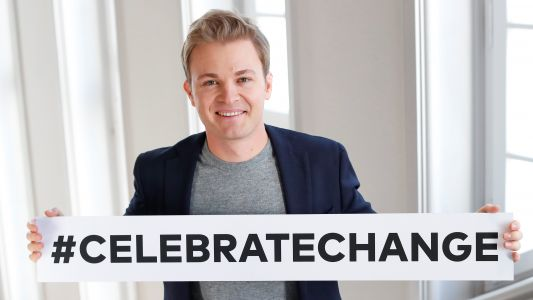 Formula One champion Nico Rosberg launches new sustainable tech festival