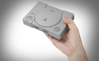 Sony reveals Classic PlayStation to tickle nostalgia glands in time for Xmas